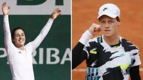 Roland Garros, il segreto di Martina e Jannik nella forza mentale per superare gli ostacoli e volare ai quarti di finale Slam