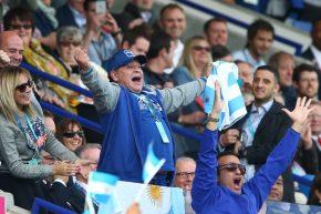 La Davis con Del Potro, il suo sinistro magico anche a rugby, il basket enigmatico: Maradona… a tutto campo
