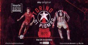 """""""1977, Torino di Piombo"""", nuovo appuntamento con""""Storie di Matteo Marani"""" su sky"""