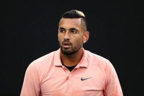 """La lezione di Kyrgios: """"Non vivo solo di tennis"""""""