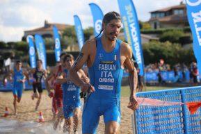 Triathlon, al via la nuova stagione. Obiettivo Olimpiadi per Alessandro Fabian