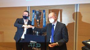 Torino Capitale del tennis mondiale con le Nitto Atp Finals dal 14 al 21 novembre