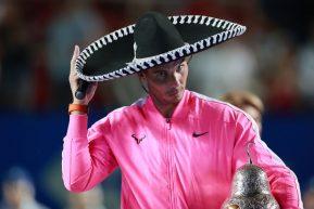 """Botta e risposta fra Nadal e il direttore del torneo di Acapulco: """"mancherà perché non potevamo pagarlo"""""""