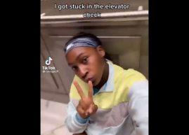 Coco Gauff superstar…anche chiusa in ascensore