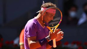 """A Roma Sinner fa tremare Nadal: """"la Next Gen sempre più forte mentre io, Djokovic e Federer invecchiamo"""""""