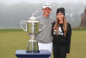 Golf, all'Open Championship trionfo per Collin Morikawa