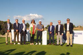 La Rolex Pro-Am al team di Gallacher, inizia lo spettacolo dell'Open d'Italia di Golf