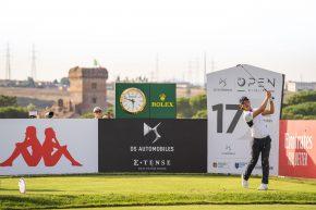 Golf, l'australiano Min Woo Lee in testa dopo due giorni. Edo Molinari in scia dei primi